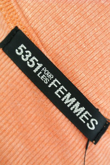 5351 POUR LES FEMMES(5351プーラ・ファム)トップス買取実績のタグ画像