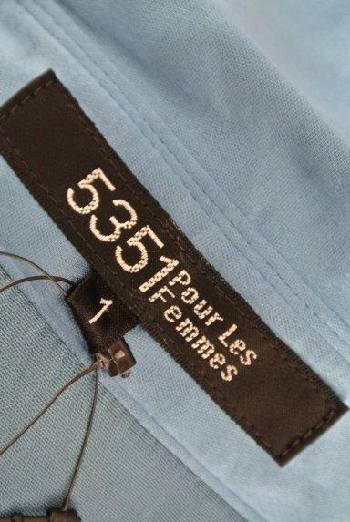 5351 POUR LES FEMMES(5351プーラ・ファム)シャツ買取実績のタグ画像