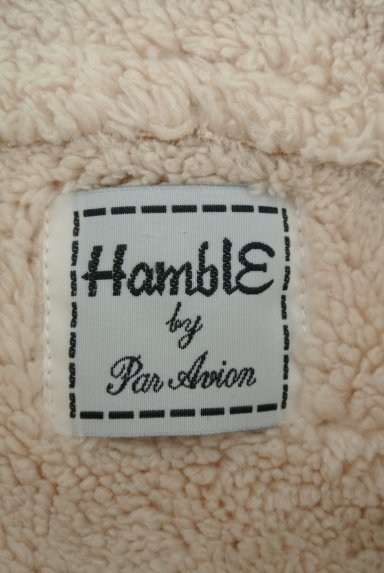 Hamble by par Avion(ハンブル バイ パラビオン)アウター買取実績のタグ画像
