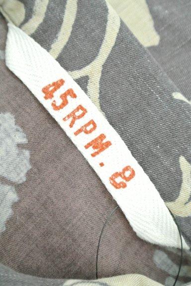 45rpm&(45アールピーエムアンド)シャツ買取実績のタグ画像