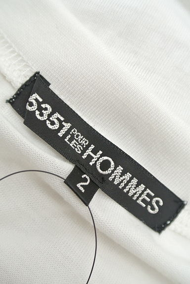 5351 POUR LES HOMMES(5351プール・オム)Tシャツ・カットソー買取実績のタグ画像