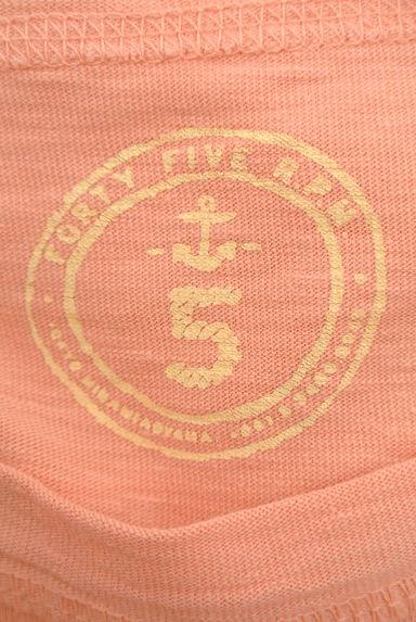 45rpm&(45アールピーエムアンド)Tシャツ・カットソー買取実績のタグ画像