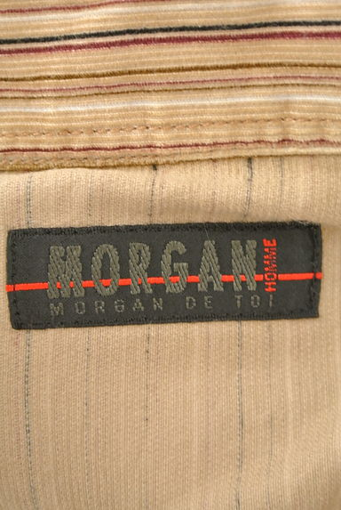 MORGAN HOMME(モルガン オム)シャツ買取実績のタグ画像