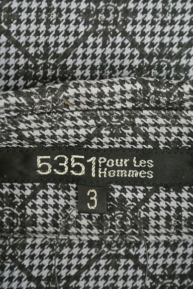 5351 POUR LES HOMMES(5351プール・オム)シャツ買取実績のタグ画像