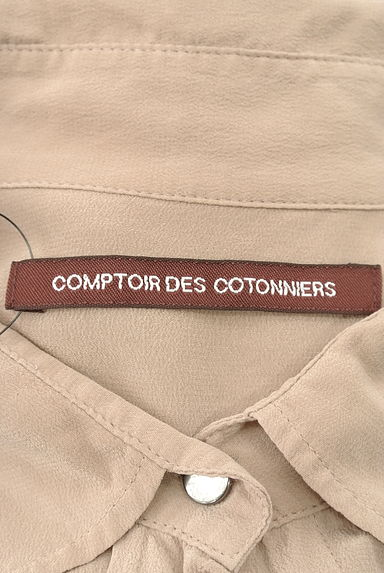Comptoir des Cotonniers(コントワーデコトニエ)シャツ買取実績のタグ画像