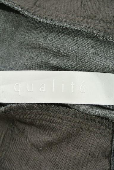 qualite(カリテ)レディース パンツ PR10174990大画像6へ
