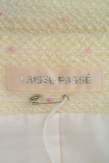LAISSE PASSE(レッセパッセ)レディース コート PR10176668大画像6へ