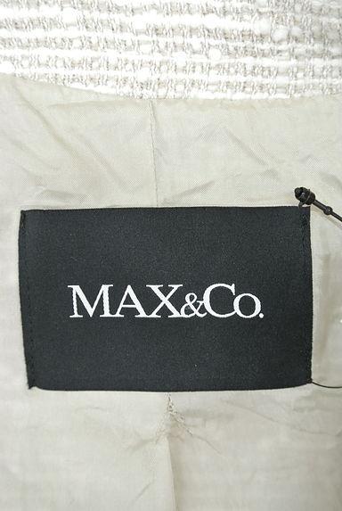 MAX&Co.(マックス&コー)レディース ジャケット PR10177119大画像6へ