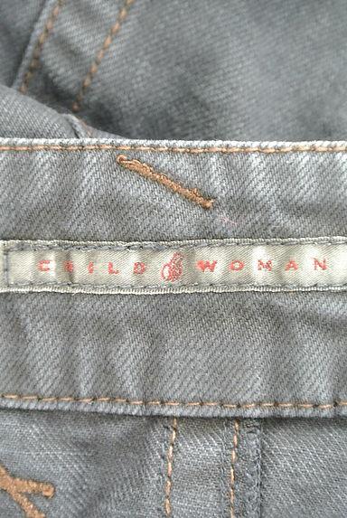 CHILD WOMAN(チャイルドウーマン)レディース ミニスカート PR10178256大画像6へ