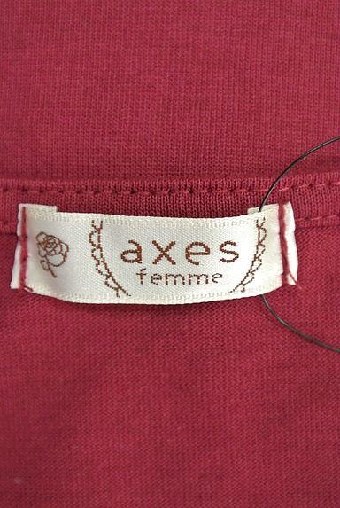axes femme(アクシーズファム)レディース カットソー・プルオーバー PR10178419大画像6へ