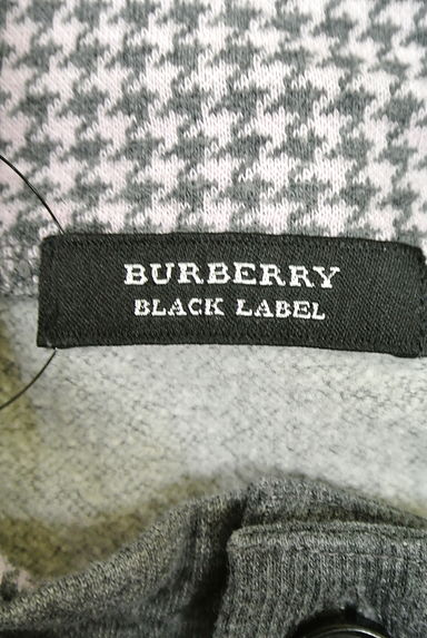 BURBERRY BLACK LABEL(バーバリーブラックレーベル)メンズ カットソー・プルオーバー PR10188329大画像6へ