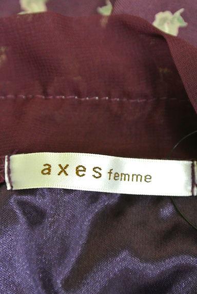 axes femme(アクシーズファム)レディース ワンピース・チュニック PR10188669大画像6へ