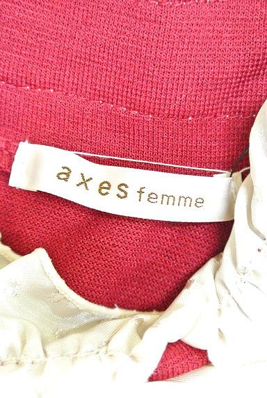 axes femme(アクシーズファム)レディース カットソー・プルオーバー PR10188708大画像6へ