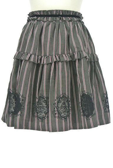 axes femme(アクシーズファム)レディース スカート PR10190650大画像1へ