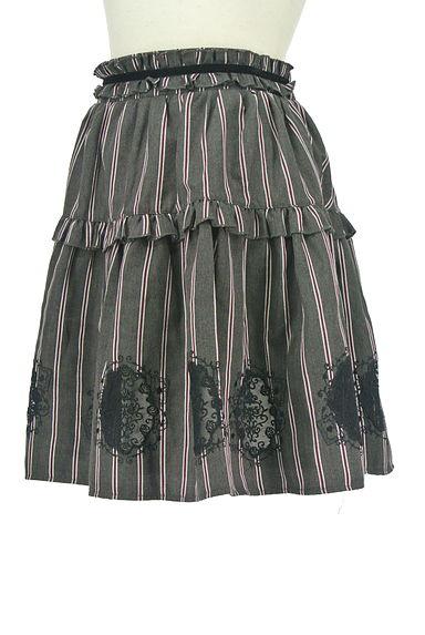 axes femme(アクシーズファム)レディース スカート PR10190650大画像3へ