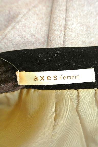 axes femme(アクシーズファム)レディース ジャケット PR10190661大画像6へ