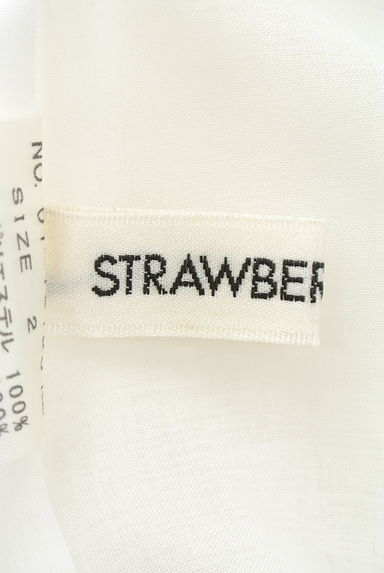 STRAWBERRY-FIELDS(ストロベリーフィールズ)レディース ブラウス PR10190671大画像6へ