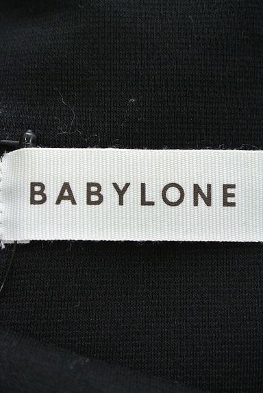 BABYLONE(バビロン)レディース カットソー・プルオーバー PR10190675大画像6へ