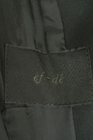 ef-de(エフデ)レディース ジャケット PR10190774大画像6へ