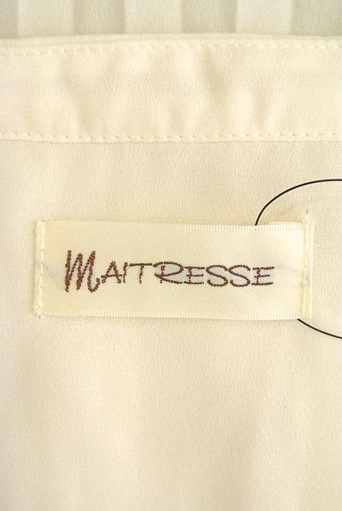 MAITRESSE(メトリーゼ)レディース カットソー・プルオーバー PR10190791大画像6へ