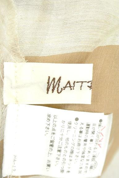 MAITRESSE(メトリーゼ)レディース ブラウス PR10190792大画像6へ