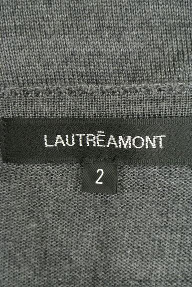 LAUTREAMONT(ロートレアモン)レディース ニット PR10190845大画像6へ