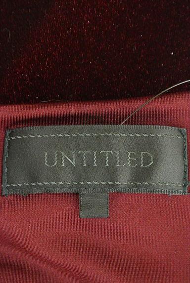 UNTITLED(アンタイトル)レディース ワンピース・チュニック PR10190846大画像6へ