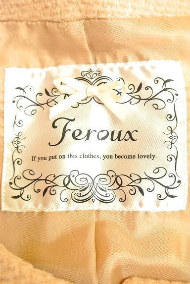 Feroux(フェルゥ)レディース コート PR10191452大画像6へ