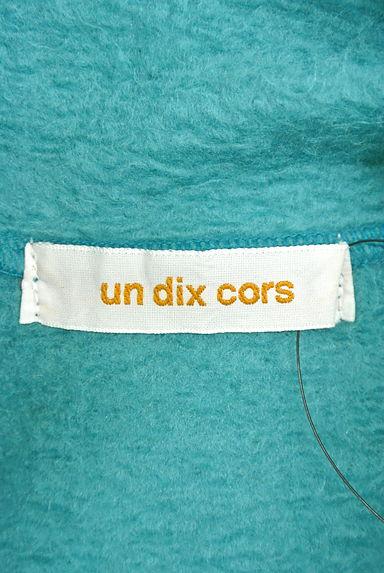 un dix cors(アンディコール)レディース ニット PR10191655大画像6へ