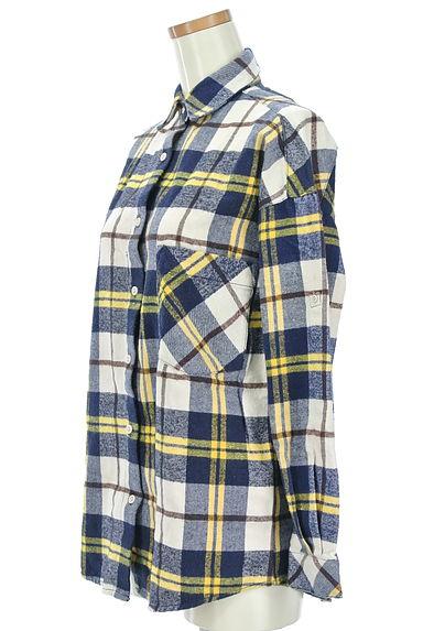MOUSSY(マウジー)レディース カジュアルシャツ PR10192772大画像3へ