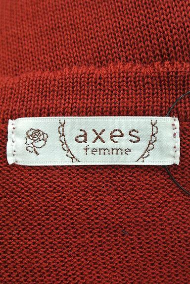 axes femme(アクシーズファム)レディース カーディガン・ボレロ PR10192895大画像6へ