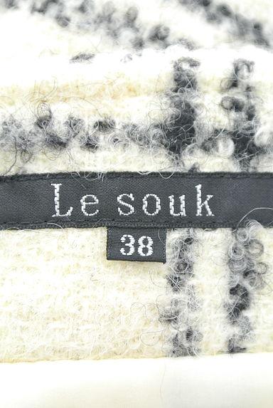 LE SOUK(ルスーク)レディース ミニスカート PR10192936大画像6へ