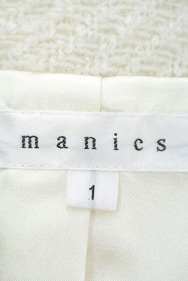 manics(マニックス)レディース コート PR10194065大画像6へ