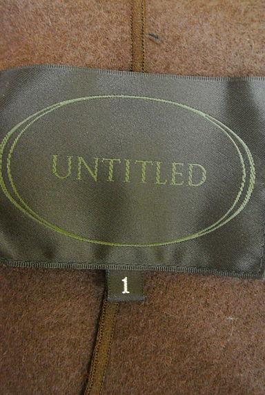 UNTITLED(アンタイトル)レディース ジャケット PR10195272大画像6へ