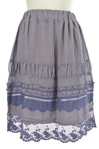axes femme(アクシーズファム)レディース ミニスカート PR10195339大画像1へ