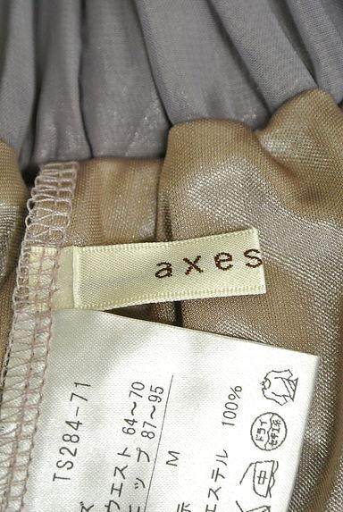 axes femme(アクシーズファム)レディース ミニスカート PR10195339大画像6へ