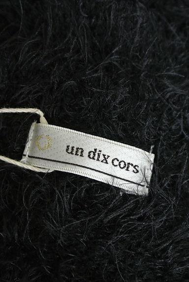 un dix cors(アンディコール)レディース ニット PR10195363大画像6へ
