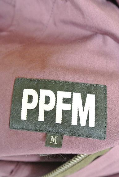 PPFM(ピーピーエフエム)メンズ ブルゾン・スタジャン PR10195440大画像6へ