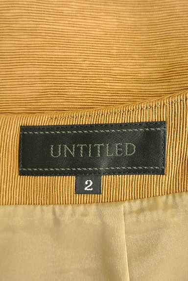 UNTITLED(アンタイトル)レディース スカート PR10195460大画像6へ
