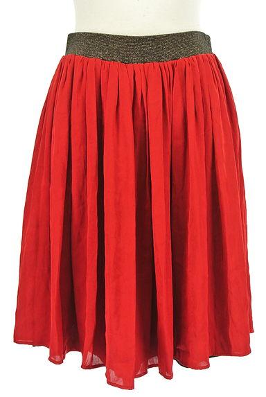 Rouge vif La cle(ルージュヴィフラクレ)レディース スカート PR10195616大画像4へ