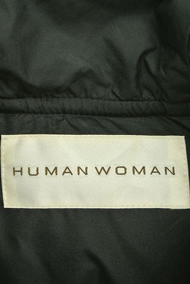 HUMAN WOMAN(ヒューマンウーマン)レディース ダウンベスト PR10195907大画像6へ