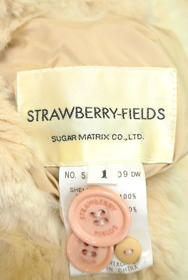 STRAWBERRY-FIELDS(ストロベリーフィールズ)レディース ジャケット PR10195940大画像6へ