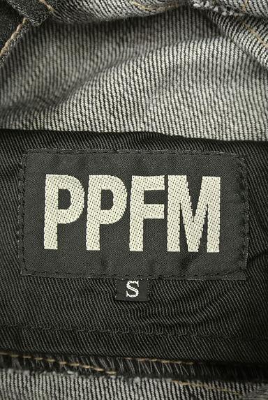 PPFM(ピーピーエフエム)メンズ デニムパンツ PR10196583大画像6へ