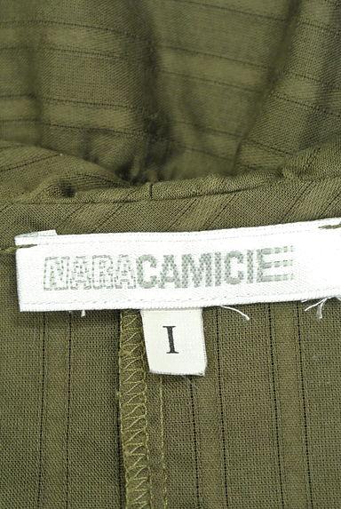 NARA CAMICIE(ナラカミーチェ)レディース ブラウス PR10196872大画像6へ