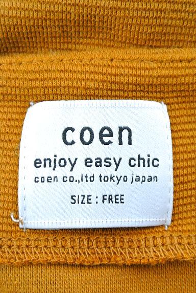 coen(コーエン)レディース カットソー・プルオーバー PR10196966大画像6へ
