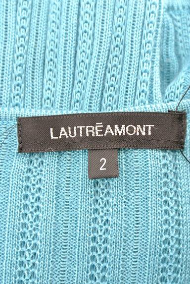 LAUTREAMONT(ロートレアモン)レディース ニット PR10196976大画像6へ