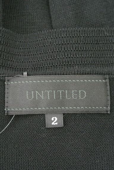 UNTITLED(アンタイトル)レディース ニット PR10197045大画像6へ