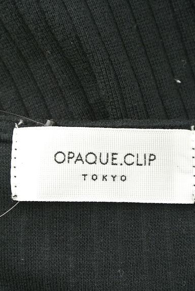 OPAQUE.CLIP(オペークドットクリップ)レディース カットソー・プルオーバー PR10197053大画像6へ