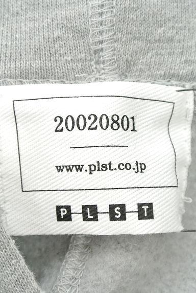 PLST(プラステ)レディース スウェット・パーカー PR10197069大画像6へ