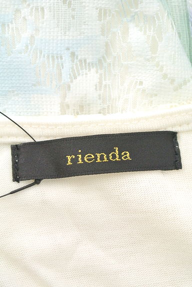 rienda(リエンダ)レディース キャミソール・タンクトップ PR10197124大画像6へ